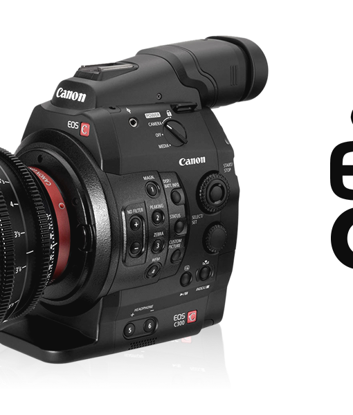 Canon C300 For Hire