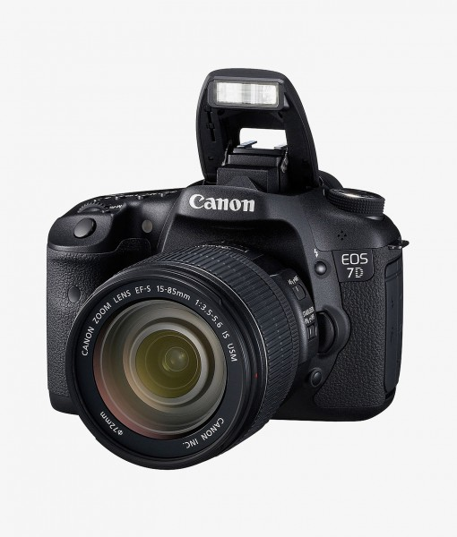 Canon 7D for rent