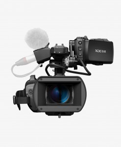 Sony PMW 300 for rent at Film Equipment Hire Ireland