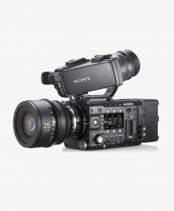 Sony F5 for rent at Film Equipment Hire Ireland