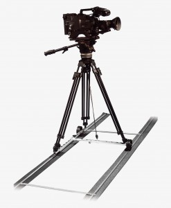Hollywood MicroDolly for rent at Film Equipment Hire