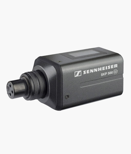 Sennheiser-SKP500-plug-on-mic