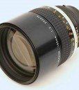 Nikon 135mm F2 for rent at Film Equipment Hire Ireland
