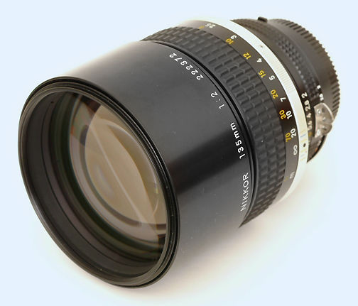 Nikon135mm for rent