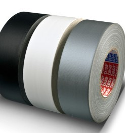 Tessa Professional Gaffer Tape - Black