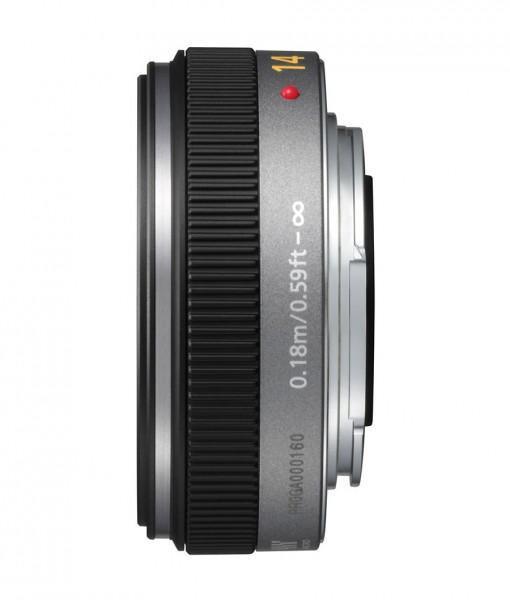 Panasonic Lumix G 14mm f/2.5 for rent at Film Equipment Hire