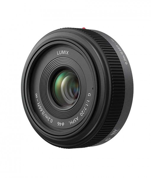 Panasonic Lumix G 20mm f/1.7 for rent at Film Equipment Hire