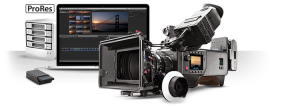 AJA Cion 4K ProRes camera now available to rent at Film Equipment Hire