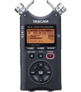 Tascam DR-40 4-Track Handheld Digital Audio Recorder for rent at Film Equipment Hire