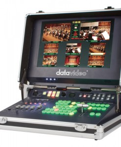 Datavideo HS-2000 Mobile Studio for rent at Film Equipment Hire