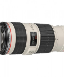 Canon EF 70-200 f/4L Is USM for rent at Film Equipment Hire