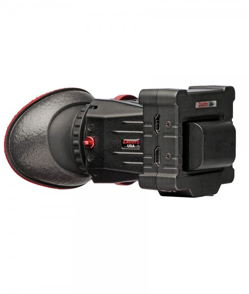Zacuto Electronic View Finder ( EVF ) HDMI In/Out for rent at Film Equipment Hire