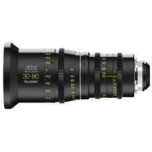 ARRI / Fujinon Alura 30-80mm T2.8 Zoom now available to rent at Film Equipment Hire