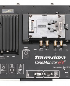 "Transvideo CineMonitor HD SB Video Monitor (12"") for rent at Film Equipment Hire"
