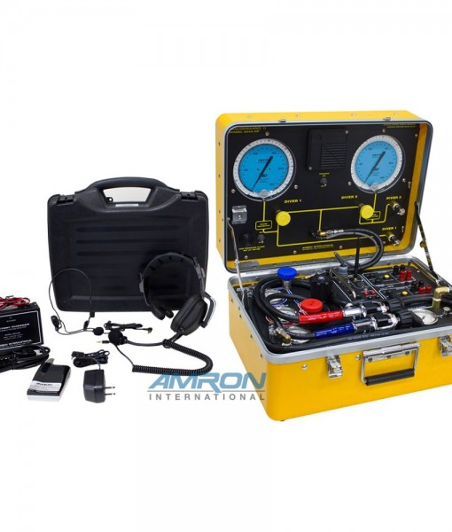 Diving Comms Box's for rent at Film Equipment Hire