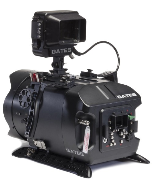 Gates Housing for Red Epic Dragon & Weapon cameras for rent at Film Equipment Hire