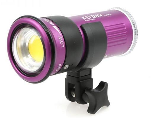 Keldan LUNA 4X Video Light for rent at Film Equipment Hire