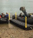 Excel 535 heavy duty inflatable Boat for rent at Film Equipment Hire