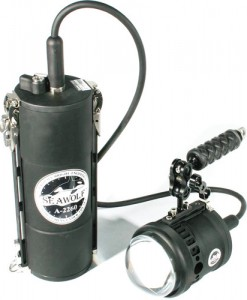 ORCALIGHT 20,000 Lumen LED Dive Light for rent at Film Equipment Hire