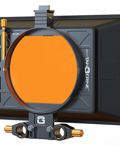 Bright Tangerine Misfit Atom for rent at Film Equipment Hire