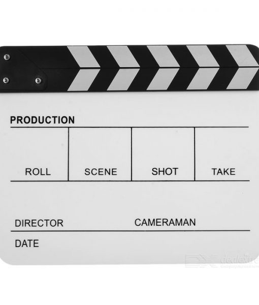 Clapper Board for rent at Film Equipment Hire