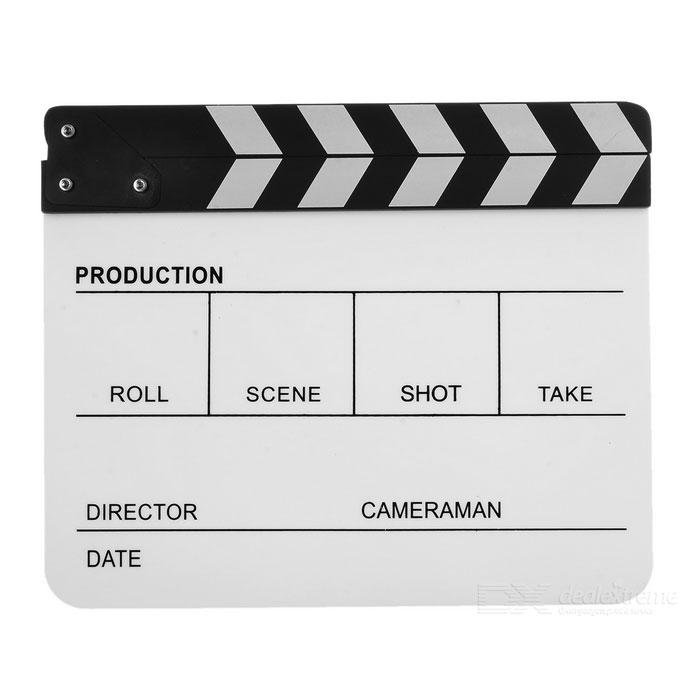 Clapper Board For Rent At Film Equipment Hire Film Equipment Hire Ireland