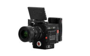 Red Raven Camera for rent at Film Equipment Hire Ireland