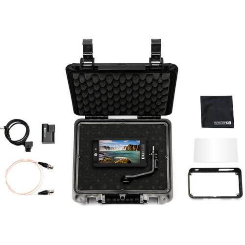 SmallHD 502 Bright HDMI/SDI On Camera Monitor Kit for rent at Film Equipment Hire