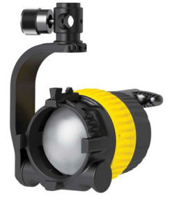 Dedolight Mobile DLED4.1-D LED Light Head (Daylight) for rent at Film Equipment Hire