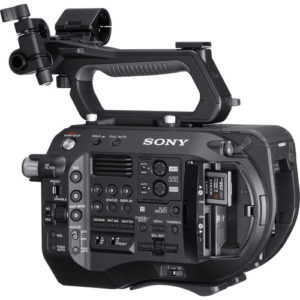 Sony PXW-FS7 MK 2 XDCAM Super 35 Camera System for rent at Film Equipment Hire