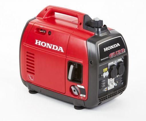 Honda EU22I Inverter Generator to rent at Film Equipment Hire Ireland
