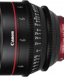canon cinema primes for hire in ireland