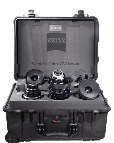 Zeiss CP2 Primes for rent
