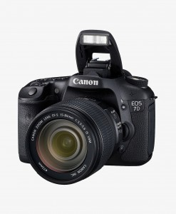 Canon 7D for rent at Film Equipment Hire Ireland