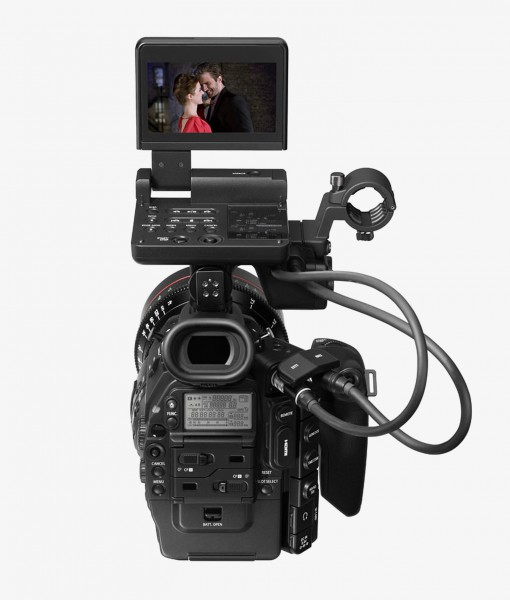 Canon C300 for rent