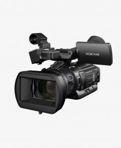 Sony PMW 200 for rent at Film Equipment hire Ireland
