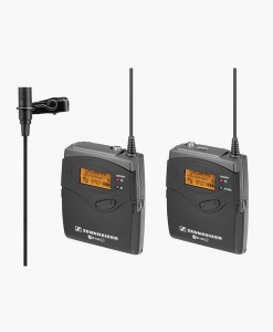 Sennheiser G3 Radio Mic Kits for rent at FEH