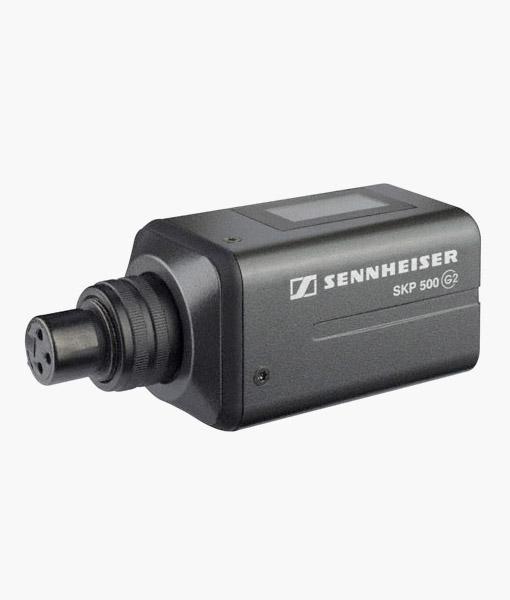 Sennheiser-SKP500-plug-on-mic