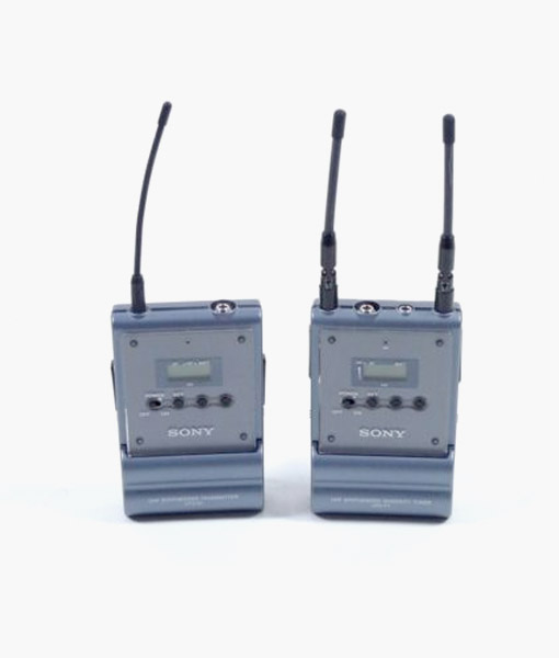 Sony-URX-P1-&-UTX-B1-Radio-Mics