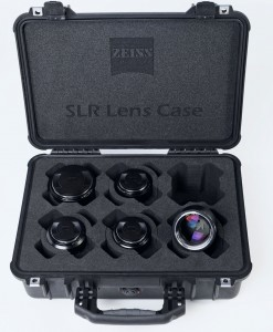 Zeiss SLR Primes with Cine - Modification for rent at FEH Ireland