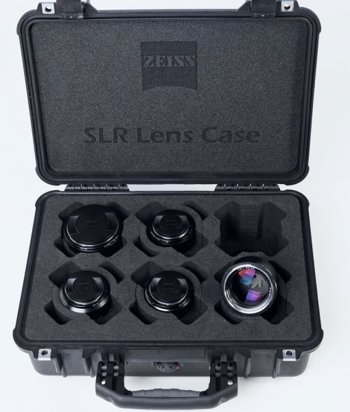 Zeiss SLR Lenses for rent