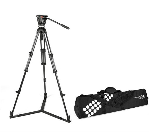Sachtler Ace Tripod for rent at Film Equipment Hire