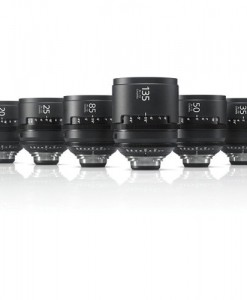 Sony CineAlta 4K Cinema Primes for rent at Film Equipment Hire