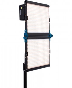 Dracast LED1000 BiColour Silver Foldable for rent at Film Equipment Hire