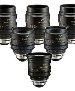 Cooke miniS4/i Cine Lens now available to rent at Film Equipment Hire