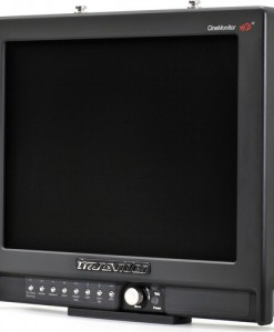 "12"" Transvideo CineMonitor Video Monitor for rent at Film Equipment Hire"