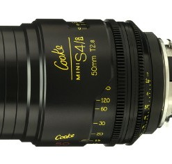 Cooke miniS4/i Cine Lens Set of Six Lenses, 18 to 100mm to rent at Film Equipment Hire