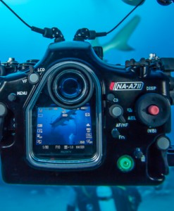Nauticam NA-A7II underwater housing for A7sii for rent at Film Equipment Hire