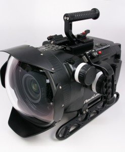 Nauticam underwater housing for Alexa Mini for rent at Film Equipment Hire