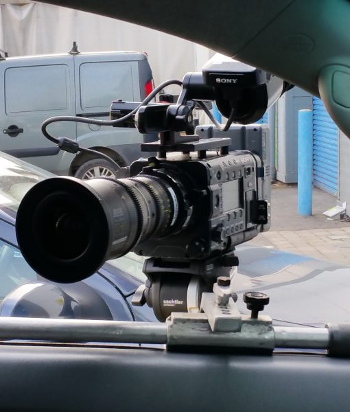 Car Hostess Tray Rig for rent at Film Equipment Hire